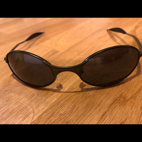 4af575aaaf Oakley Accessories | Limited Edition Vintage E Wire Sunglasses ...